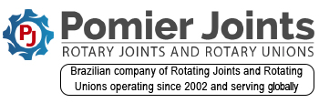 Pomier Joints is a Brazilian company of Rotating Joints and Rotating Unions operating since 2002 and serving globally with new parts, repair kits and parts recovery service from national and international other brands.