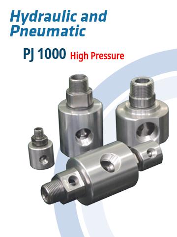 Hydraulic and Pneumatic PJ1000 – High Pressure